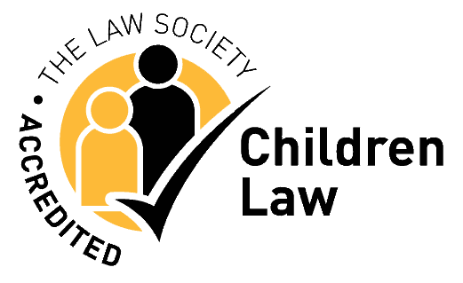 Law Society Childrens panel logo