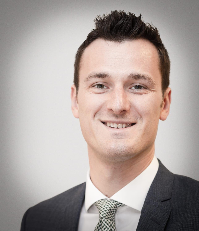 Oliver Beckett Senior Recruiter Family Law